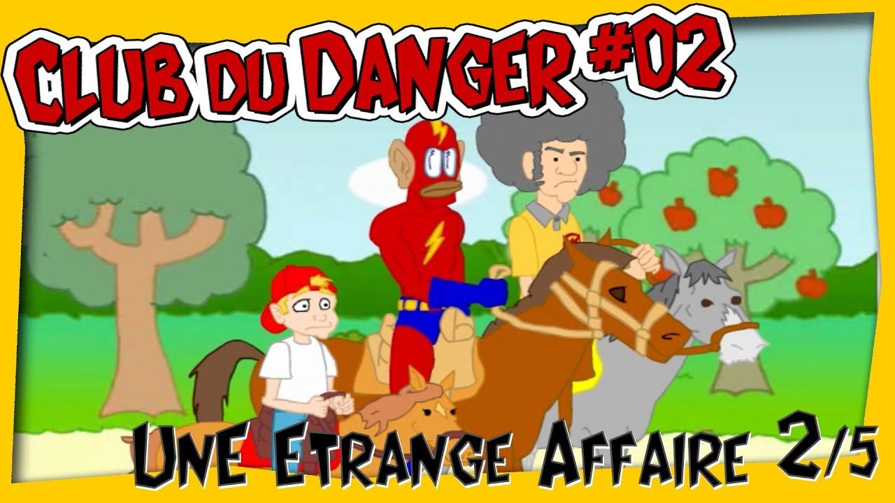 Club du Danger Image video 02