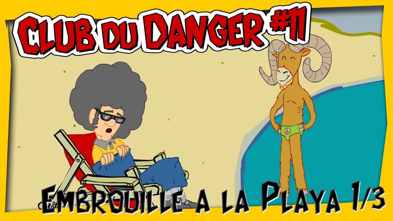 Club du Danger Image video 11