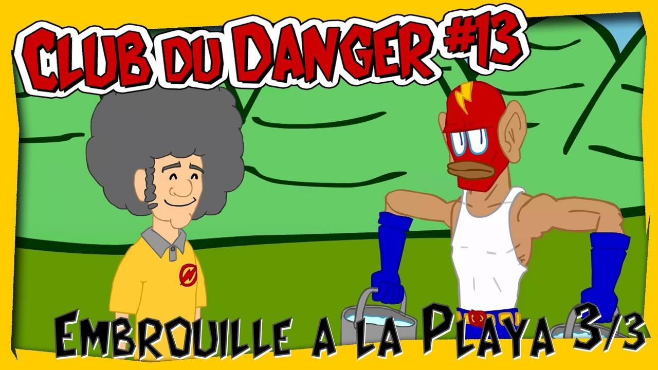 Club du Danger Image video 13