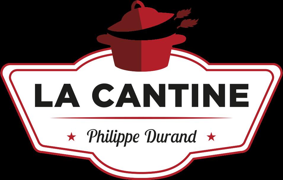 La Cantine - Logo en couleur du restaurant