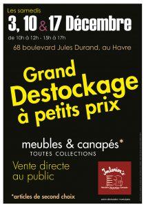 Grand Destockage Affiche